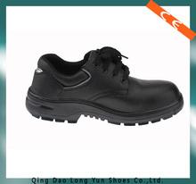 black Caucho zapatos de trabajo de la industria