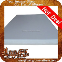 natural charcoal fireproof single size health care mattress