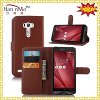 China fancy cover for ASUS ZenFone Selfie ZD551KL 5.5 inch flip wallet mobile phone case
