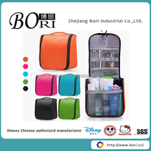 hanging cosmetic bag foldable travel toiletry bag
