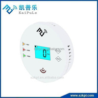 GSM Smoke Detector and Carbon Monoxide With Low Power Consumption