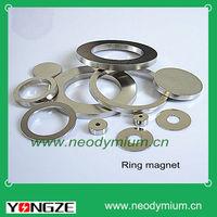 large ring NdFeB magnet for speaker