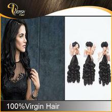 Non transformés 12 - 30 polegadas 6A cheveux grossiste brésilien cheveux