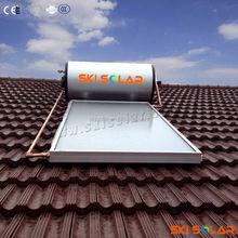 small bathroom solar water heater