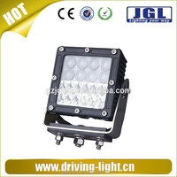 JGL new manufacture factory car work lamp, 3w cree bulb 60W high power cree led work light, flexible vehicle accessories