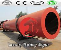 High Use Efficiency of Heat Rotary Sludge Drying Equipment