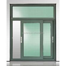 modern sliding glass window