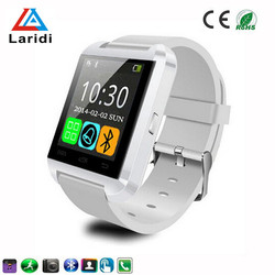 """New android watch phone 1.48"""" touch screen U8 smart watch with pedometer"""