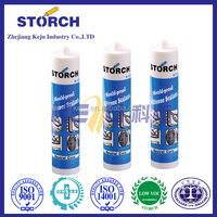 Storch A510 acetoxy silicone sealant for big plate glass