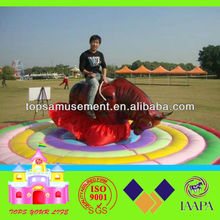 exciting inflatable/mechnical rodeo bull/rodeo bull fighting game