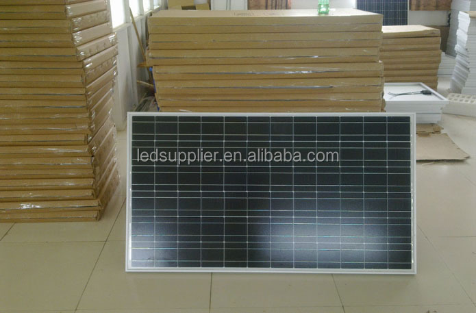 200W Monocrystalline Solar Panel High Efficiency Solar Cell For Home Use