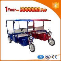 new energy passanger auto richshaw for elder