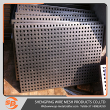 low price perforated metal fence sheet wall cladding panels