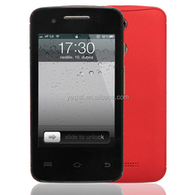 Hot selling in stock 3.5 inch Capacitive touch screen smart china android mobile phone