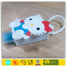 silicone hand sanitizer holder for keeping your Electronic Cigarette upright and close to hand