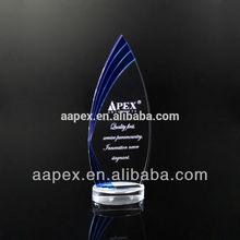China trofeo de acrílico manufaturer venta