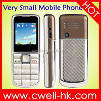 Mini 8800 Very Small quad band cell phone gsm 850 900 1800 1900 band