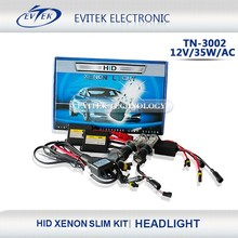 Slim Fast Bright Hid Xenon Kit New Best 12V 35W Motorcycle Hid Xenon Kit