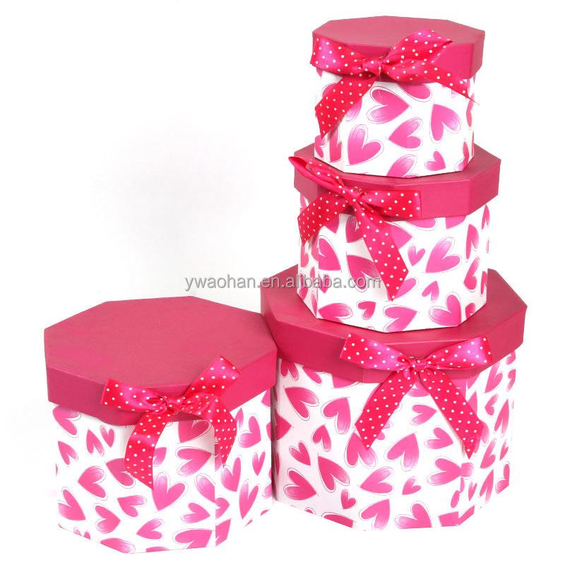 boite emballage cadeau en carton