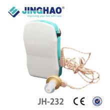 high quality 20 db pocket portable body hearing aids