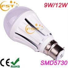 High quality 3 years warranty 12W led bulb raw material