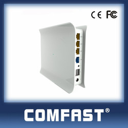 COMFAST CF-WR600N 300Mbps Wifi Wireless Router, Alibaba Gold Supplier Wifi Adapter Wifi Router Home