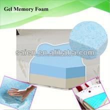 New design summer comfortable mattress cool gel memory foam