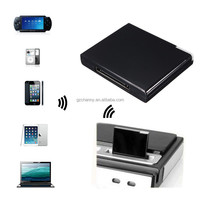Fashion Design Wireless Mini Bluetooth Music Audio 30 Pin Receiver Adapter For iPod for iPhone Dock Speaker