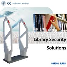 EM detection gate system EM book detection system eas library em antenna single channel em bookshop library anti-theft system