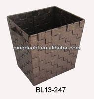 Fashion Nylon Belt Woven Storage Basket