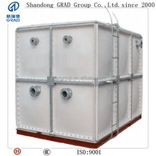 FRP panels combined water tank