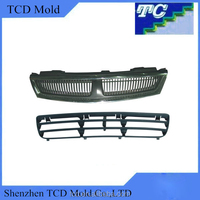Shenzhen high quality plastic tooling and Auto Accessories plastic molded part