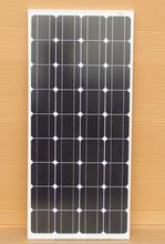 TUV approved Cheap mono solar panel 130W solar panel