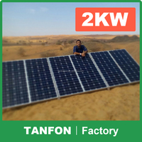 HOT Sale for Home Use Green Energy Solar Home System Mini Solar Power System 500w 1kw 1500w