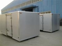CARGO BOX/REFRIGERATED TRUCK BOX
