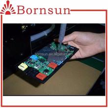All purpose silicone sealant conductive for led