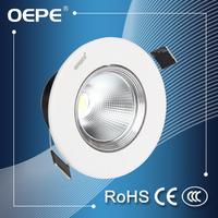 High power factor led spotlight lamp mini cob led spotlight adjustable beam angle led embedded spotlight
