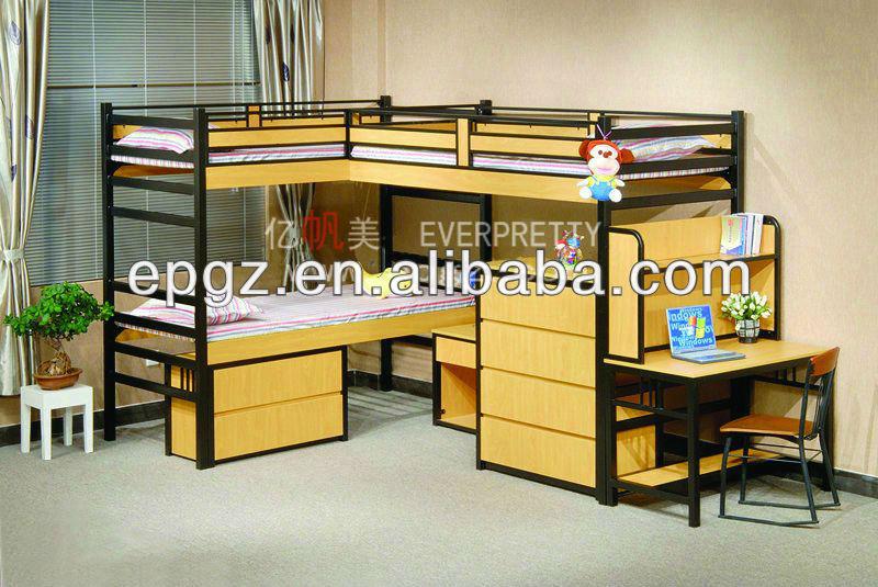 guangzhou muebles camas literas para tres cama cucheta. Black Bedroom Furniture Sets. Home Design Ideas