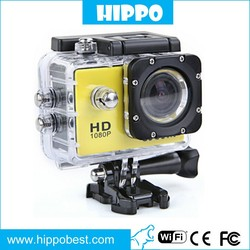 New Full HD 1080P Action camera helmet camcorder sport cam for sports outdoor DV