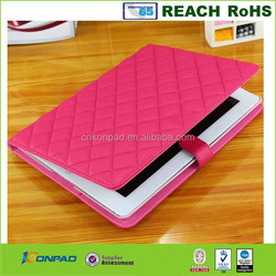 Newest leather case for ipad air 2,for ipad air 2 case