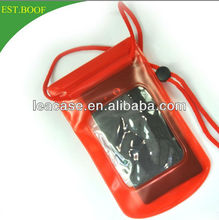 Waterproof phone cases with comfortable touch feeling,2014 new style waterproof case