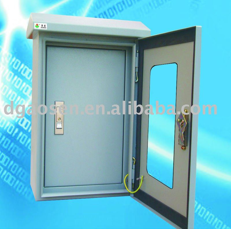 outdoor box outdoor electronic enclosures electrical panel enclosure