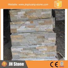 JH Beautiful Culture Stone Interior Wall Cladding Panel Exterior Decorative Slate for Sale