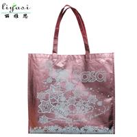 Customize PP Non-woven Shopping Tote Bag,Wholesale Non Woven Promotion Bag