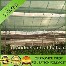 Promotion!!!!! factory supply shade greenhouse shadow net /plastic shadow net