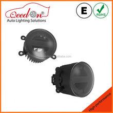 Qeedon car tuning 90mm 12V 24V led fog light for Hyundai Portico Concept