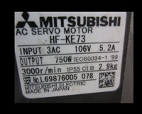 HF-KE73 new original mitsubishi ac servo motors