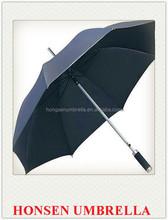 honsen Curve handle orange golf umbrella