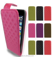 PU Leather Wallet 3D Top Flip Phone Case Cover For iPhone 5&5S