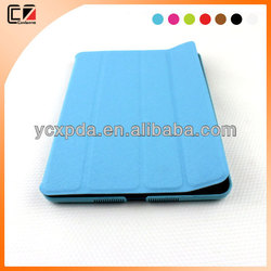 For ipad mini case with wallet, for ipad mini case leather